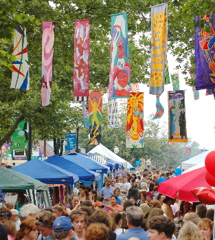 Fine art fair and craft show for Free craft show listings