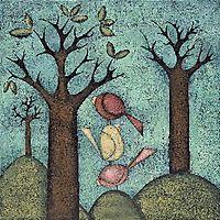 3 Birds on a hilltop
