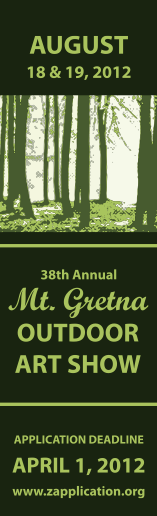 Mt Gretna Outdoor Craft Show