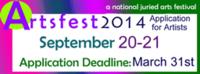 Artsfest'14