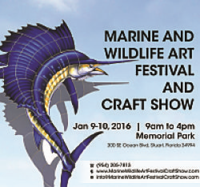 Marine & Wildlife Art Festival