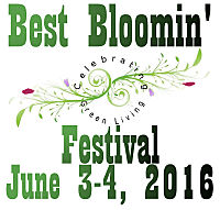 Bloomin art  festival