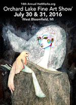 Orchard Lake Art Show
