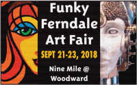 Funky Ferndale Art Fair