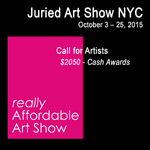 Really affordable art show