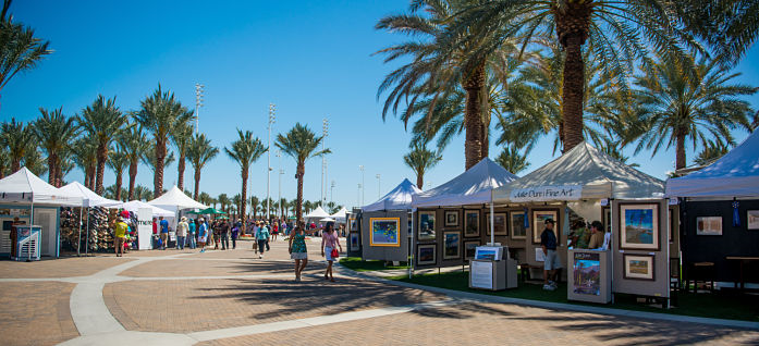 Huntington Beach Craft Fair