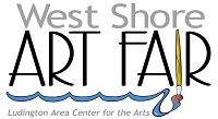 West Shore Art Fair in Ludington