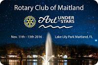 Maitland Rotary art fair