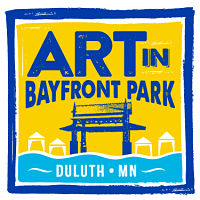 Art in bayfront Park