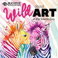 Toledo Zoo Wild About Art