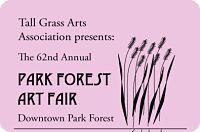 2017 park forest art fair