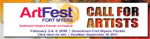 ArtFest FortMyers 2017