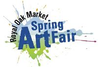 Royal Oak Spring Art Fair