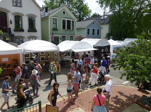 Old Town Art Fair
