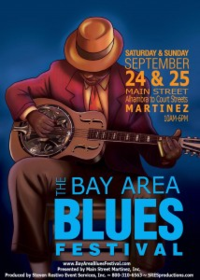 Bay Area Blues Festival