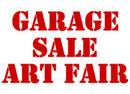 Garage Sale Art Fair