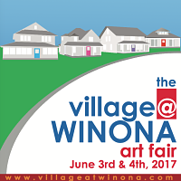 Village at Winona Art Fair