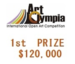 Art Olympia Fine Art Competition Logo