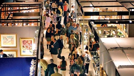 Palm Beach Fine Craft Show Sponsored Listing
