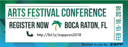 Arts Festival Conference