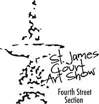 4th st St. James Court Art Show