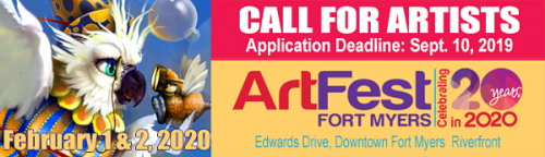 ArtFest FM20 banner