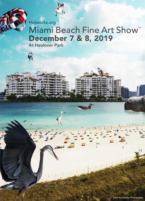 MiamiBeach 2019 poster