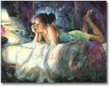 Swartz oil painting