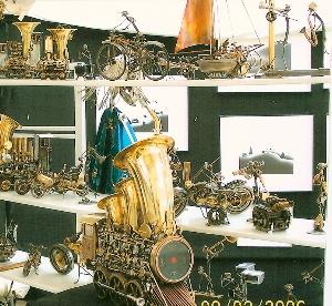 S. Dalton & Allan Teger's art