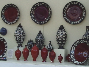 pottery show